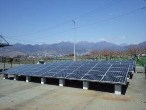 ソーラー発電事業